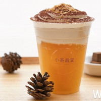 小茶挑戰最夢幻茶飲!小茶栽堂限定推出「法式特調」浪漫飲品,再加碼新品「純茶手沖」只在微風南山買得到。