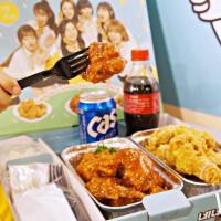 炸雞控先尖叫!韓國超人氣「NeNe Chicken」快閃忠孝SOGO,五天限量200份「半半炸雞」絕對要搶。