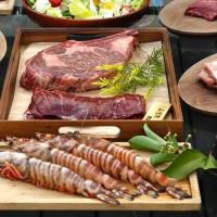 沒吃烤肉就不算過中秋!「樂軒和牛專門店」首推尊榮級到府服務,近兩公斤頂級和牛、伊比利豬只要張口就吃的到。