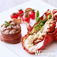 吃到飽控準備好了!寒舍艾麗酒店 LA FARFALLA推出全新「半自助吃到飽」新菜色,要用龍蝦、牛排」雙搭搶攻吃到飽控的口袋名單。