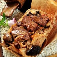 義大利菜也可以變粽子!美麗信花園酒店推出「端午粽情意˙西式御品禮盒」,要用西式口味打造全新台式端午粽。
