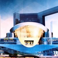 南港人嗨翻!日本三井LaLaport強勢進駐南港C3,近5萬坪日系百貨、影城讓南港人逛到不想回家。