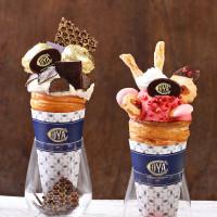 挑戰最奢華「金箔松露冰淇淋」!米蘭百年甜點店COVA「可頌冰淇淋」強勢回歸,再加碼「第二件1元」讓甜點控衝了。