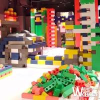 挑戰最嗨親子樂園!超夯「Kid's建築樂園」強勢插旗Global Mall桃園A8,再加碼「2人同行1人免費」讓人玩到翻。