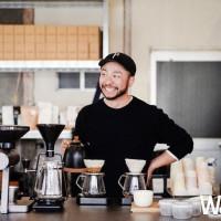 懂咖啡的一定要知道!知名咖啡職人石井康雄來台分享Roaster,一日限定「Leaves Coffee Roasters x Provider」客座咖啡師活動。