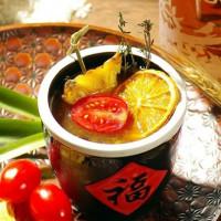 時尚OL一定會知道!堪稱最文青「叁四町」餐酒館推出全新「火山卷料理」,再加碼指定酒款Happy Hour買一送一。