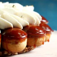 法式甜點控一定都吃過「珠寶盒法式點心坊」!東門超高人氣法式甜點店強打推出10個法國夢幻甜點,要用舌尖上的甜點巡迴法國。