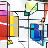 攻陷時尚網美的IG!360度超潮「聚膠行動 #TapeArt」展正式開展,全球首次曝光巨型打卡裝置讓你一秒晉升時尚圈。