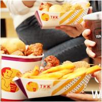 頂呱呱單點通通打8折!堪稱台灣人的經典炸雞「頂呱呱」一日限定8折優惠,經典呱呱包、炸雞、功夫茶爆漿珍奶一定要吃。