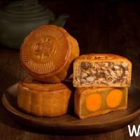 限量更能感受到誠意!台北101 X 十二粵首度攜手推出聯名限量粵式金秋月餅,要幫你送禮送到心坎裡。