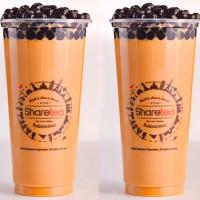 泰奶控這杯有嗨!Sharetea「泰式珍珠奶茶」夏季限定開喝,超濃泰奶味保證讓你一秒到曼谷。