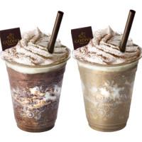兩杯都要搶喝!GODIVA獨家限定「錫蘭茶、焙茶巧克力凍飲」,一次攻佔茶控、巧克力控的甜點胃。