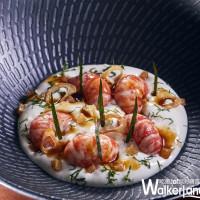 老饕的頂級口袋名單!堪稱法國最值得品嚐的「米其林二星料理」,主廚Jean-Rémi Caillon首度來台,老饕不用飛法國也能品嚐到法式頂級料理。