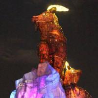 台中市休閒旅遊 景點 公園 2015台中燈會(台中公園) 照片