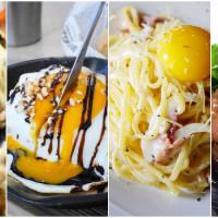 蛋黃就是要吃半熟!台北7款流動系半熟蛋黃美食,讓蛋黃控的心都要一起融化了。