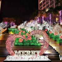 每年都擠爆的「愛Sharing」!統一時代百貨將推出全台最浪漫耶誕城 ,首次搶先曝光「米蘭經典之都」,11/16正式點燈。