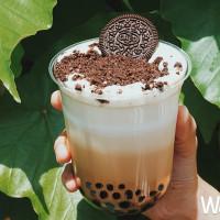 珍珠控手刀打卡!人氣黑糖珍珠手搖「珍煮丹」首推新品「Oreo黑糖珍奶」,加碼再推連續四天8折優惠活動。