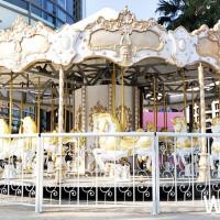 中和人立刻衝打卡!夢幻「童玩繽紛樂園」在中和Global Mall強勢登場,挑戰中和網美打卡新歡。