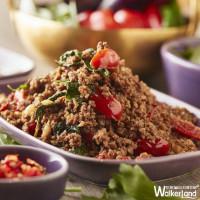 堪稱最強泰菜NARA Thai Cuisine插旗新竹巨城SOGO!極度下飯「打拋系列」新竹人搶先吃,保證讓你一次扒十碗飯。