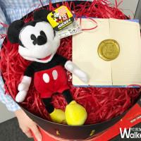 堪稱米奇控心中最夢幻禮盒免費送!全球手工限量「米奇90周年台灣限定紀念禮盒」大公開,隱藏版米奇幻影箱絕對要蒐藏。