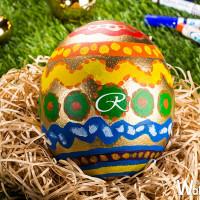 鴕鳥蛋蛋糕強勢回歸!台北晶華酒店重裝再現「晶華出奇蛋」,要讓今年的復活節與春假好吃又好玩。
