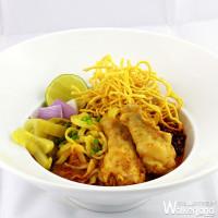 連泰國人都瘋狂!最道地的泰北小吃「泰北金麵」插旗台灣,4/27搶攻北車上班族的胃。