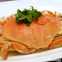 海鮮控真的笑了!新加坡第一名海鮮餐廳「珍寶海鮮」插旗信義區,招牌國寶級螃蟹讓海鮮控徹底執行「空盤計畫」。