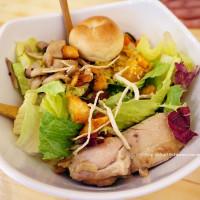 台中市美食 餐廳 異國料理 異國料理其他 小食熱沙拉 照片