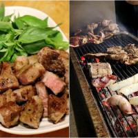花蓮縣美食 攤販 攤販燒烤 米噹泰式碳烤 照片