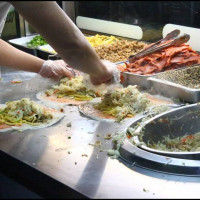 台北市美食 餐廳 中式料理 小吃 正宗手工潤餅 照片