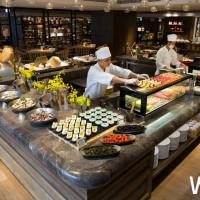 2018台灣美食展,台北君悅酒店推出超值優惠餐券!凱菲屋超值聯合優惠餐券65折,再加碼預購月餅82折。