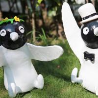 真愛無敵!晶宴會館要用520隻企鵝見證你們的愛情,發起史上最萌打卡活動。