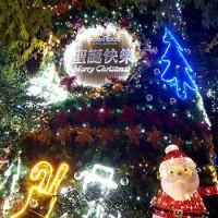 靜靜地靠在一起過聖誕節吧!大板根推出聖誕一日遊特價,還有大型聖誕樹與煙火,絕對浪漫滿點。