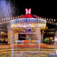 過年走春就來這!桃園華泰名品城打造獨家「旋轉豬仔樂園」,再加碼「金豬唐人街」秒殺記憶體。