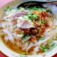 屏東縣美食 餐廳 中式料理 客家菜 先帝廟粄條 照片