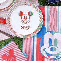 米奇控手刀收藏!全家推出第二波「米奇90周年」集點活動,全球首發米奇造型「雙層陶瓷杯、購物袋」必收集。