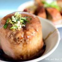彰化縣美食 餐廳 中式料理 小吃 田中生米炊筒仔米糕 照片