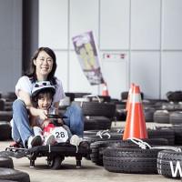 今天我是小小賽車手!西華飯店與台北萬豪酒店 推出「小小車神FUN暑假」暑期限定活動。
