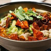 台北市美食 餐廳 中式料理 大地酒店 中餐廳-奇岩一號 照片