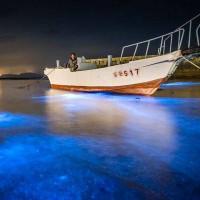 連江縣休閒旅遊 景點 海邊港口 大坵島 照片