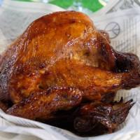 肉肉控你還在等什麼!全台一號店「烤雞咬一口」獨創火烤野餐風手扒雞,再創手扒雞新巔峰!