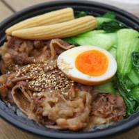新北市美食 餐廳 異國料理 日式料理 惡 燒肉便當 專賣店 照片