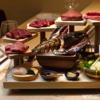 就是要吃肉!「樂軒和牛專門店」雙人鐵板燒和牛、龍蝦、干貝通通有!加碼4/30前紅酒無限暢飲!