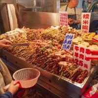 宜蘭縣美食 攤販 攤販燒烤 梁大胖 照片