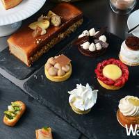 台南甜點控搶先吃!台南最高顏值甜點午茶約會「甜蜜」登場,台南晶英ROBIN'S要用頂級甜點打動甜點控的心。