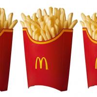 大薯真的「買一送一」!麥當勞推出限定「大薯買一送一」活動,再加碼冰炫風、蘋果派、勁辣香鷄翅三大「買一送一」優惠。