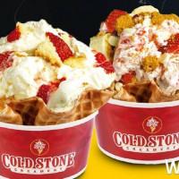 南港人獨享COLD STONE冰淇淋吃到飽!七天限定冰淇淋第二杯20元、吃到飽、買一送一輪番上陣,只在COLD STONE 港站門市有。