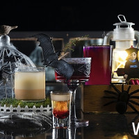 高雄調酒控不能錯過!高雄中央公園英迪格酒店推出「搞怪調酒就愛搗蛋」,調酒控一定要喝「四款搞怪特調」。