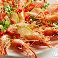 蝦蝦控這波要跟上!易鼎活蝦強勢推出「招牌檸檬蝦」免費送,只要加入會員就免費請你吃蝦。