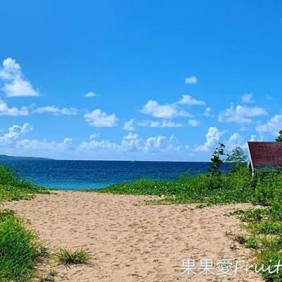 蔚藍海景 美麗白沙 寄居蟹的家 保育沙灘 & 岸邊就可以看到熱帶魚和魚群游來游去 後壁湖潮間帶 墾丁後壁湖景點推薦 親子寵物友善
